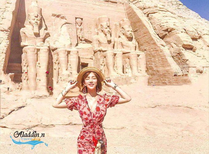 Aladdin N Tourism